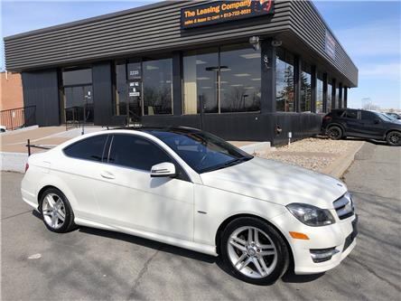 2012 Mercedes-Benz C-Class Base (Stk: ) in Ottawa - Image 1 of 26
