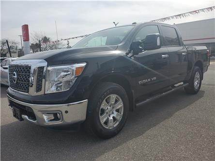 2018 Nissan Titan SV (Stk: 327132A) in Mississauga - Image 1 of 21