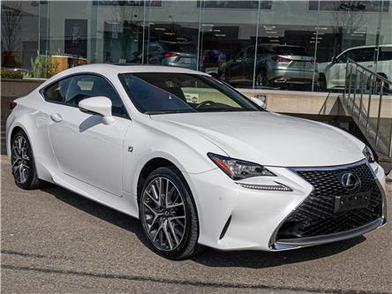 2017 Lexus RC 350 Base (Stk: 30225A) in Markham - Image 1 of 21