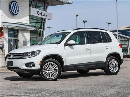 2016 Volkswagen Tiguan Special Edition (Stk: 8051V) in Oakville - Image 1 of 24