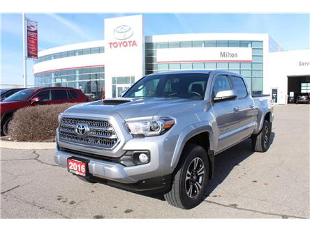 2016 Toyota Tacoma SR5 (Stk: 012617) in Milton - Image 1 of 19