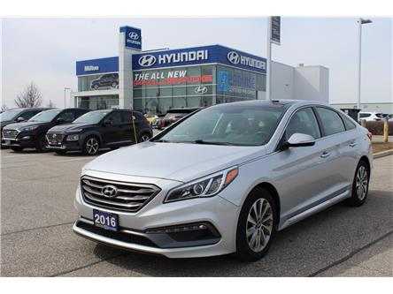 2016 Hyundai Sonata Sport Tech (Stk: 412830A) in Milton - Image 1 of 20