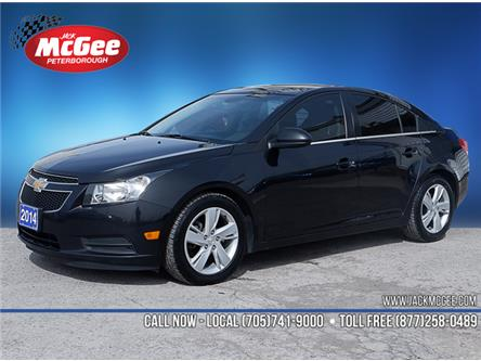 2014 Chevrolet Cruze DIESEL (Stk: 20276A) in Peterborough - Image 1 of 16