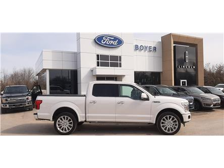 2019 Ford F-150 Limited (Stk: F1268) in Bobcaygeon - Image 1 of 25