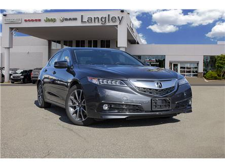 2016 Acura TLX Elite (Stk: L177256A) in Surrey - Image 1 of 23