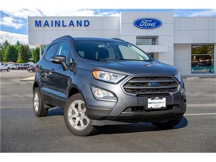 2018 Ford EcoSport SE (Stk: P2955) in Vancouver - Image 1 of 26