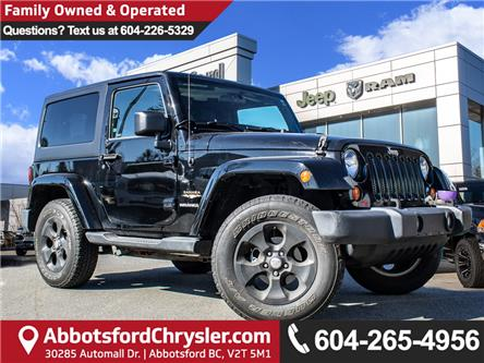 2012 Jeep Wrangler Sahara (Stk: L220108A) in Abbotsford - Image 1 of 27