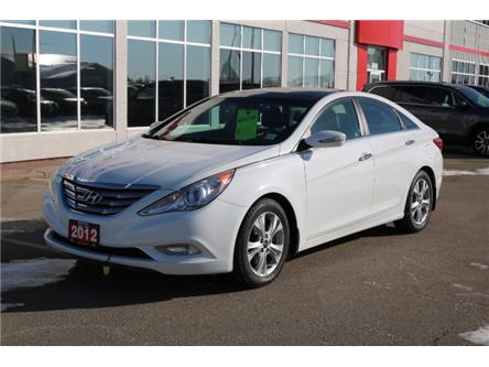 2012 Hyundai Sonata Limited (Stk: 19124A) in Fort St. John - Image 1 of 20