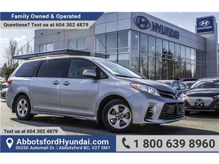 2018 Toyota Sienna LE 8-Passenger (Stk: LT193433A) in Abbotsford - Image 1 of 28