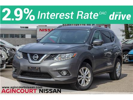 2016 Nissan Rogue SV (Stk: LC758347A) in Scarborough - Image 1 of 25