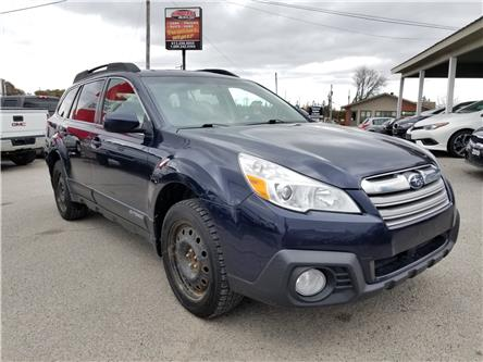 2014 Subaru Outback 2.5i Convenience Package (Stk: ) in Kemptville - Image 1 of 20