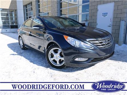 2013 Hyundai Sonata Limited (Stk: L-584AA) in Calgary - Image 1 of 19