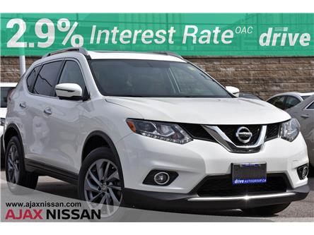 2016 Nissan Rogue SL Premium (Stk: P4364A) in Ajax - Image 1 of 38