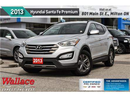 2013 Hyundai Santa Fe 2.0T | PREMUM | HEATED SEATS | ALLOY WHEELS | FWD (Stk: 679566A) in Milton - Image 1 of 28