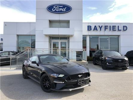 2020 Ford Mustang GT (Stk: MS20273) in Barrie - Image 1 of 15