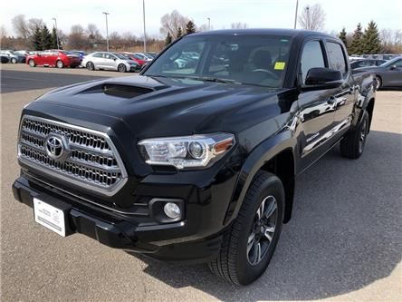 2017 Toyota Tacoma TRD Sport (Stk: U3175) in Vaughan - Image 1 of 25