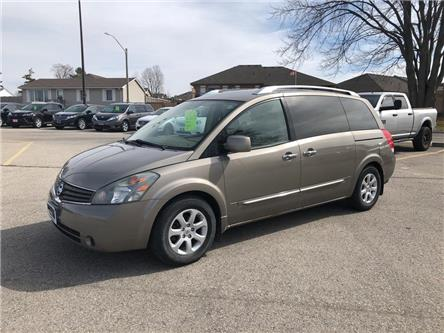 2008 Nissan Quest  (Stk: U01920) in Goderich - Image 1 of 18