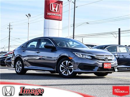 2017 Honda Civic LX (Stk: 9H52A) in Hamilton - Image 1 of 21
