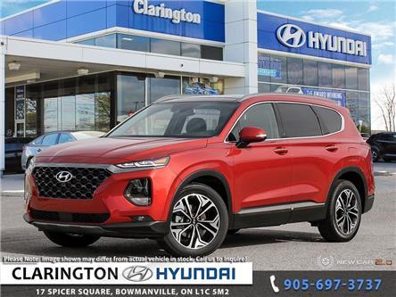 2020 Hyundai Santa Fe Ultimate 2.0 (Stk: 20187) in Clarington - Image 1 of 24