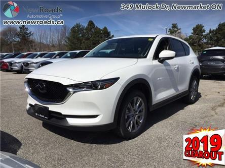 2019 Mazda CX-5 GT w/Turbo Auto AWD (Stk: 40828) in Newmarket - Image 1 of 19