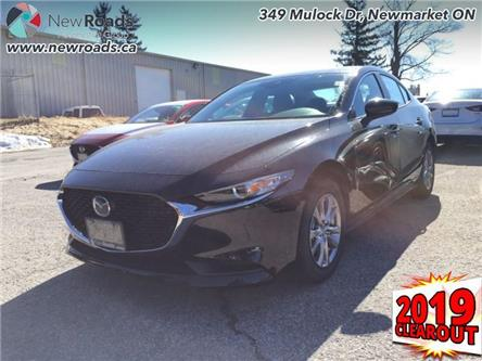 2019 Mazda Mazda3 GS Auto i-Active AWD (Stk: 40914) in Newmarket - Image 1 of 18