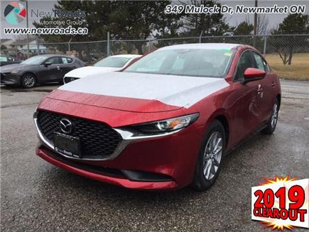 2019 Mazda Mazda3 GS Auto i-Active AWD (Stk: 40961) in Newmarket - Image 1 of 18