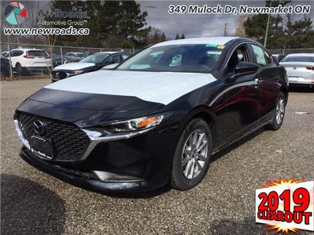 2019 Mazda Mazda3 GS Auto i-Active AWD (Stk: 40990) in Newmarket - Image 1 of 18