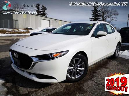 2019 Mazda Mazda3 GS Auto i-Active AWD (Stk: 41059) in Newmarket - Image 1 of 22