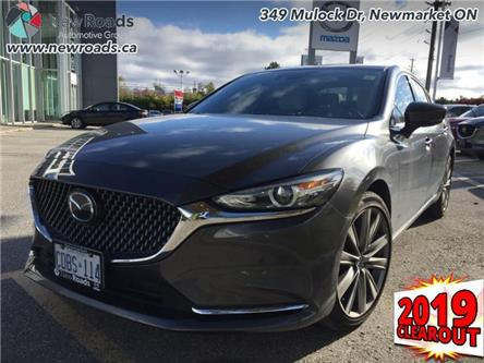 2019 Mazda MAZDA6 Signature (Stk: 41178) in Newmarket - Image 1 of 21