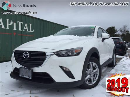 2019 Mazda CX-3 GS AWD (Stk: 41398) in Newmarket - Image 1 of 22