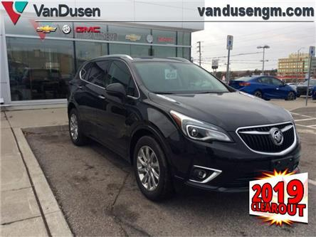 2019 Buick Envision Essence (Stk: 194239) in Ajax - Image 1 of 17