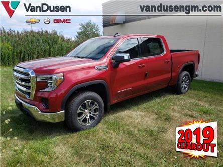 2019 GMC Sierra 1500 SLE (Stk: 194877) in Ajax - Image 1 of 17