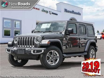2019 Jeep Wrangler Unlimited Sahara (Stk: W19220) in Newmarket - Image 1 of 23