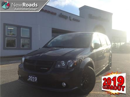 2019 Dodge Grand Caravan CVP/SXT (Stk: Y19483) in Newmarket - Image 1 of 23