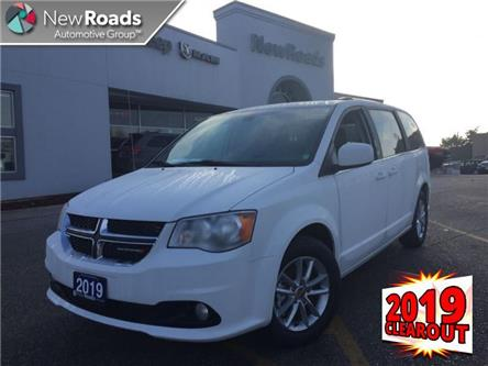 2019 Dodge Grand Caravan CVP/SXT (Stk: Y19510) in Newmarket - Image 1 of 22