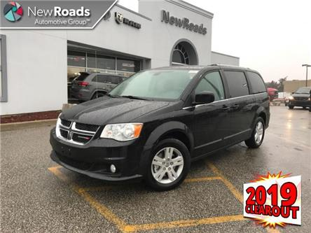 2019 Dodge Grand Caravan Crew (Stk: Y19567) in Newmarket - Image 1 of 23