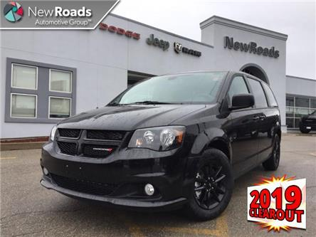 2019 Dodge Grand Caravan CVP/SXT (Stk: Y19732) in Newmarket - Image 1 of 22