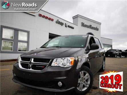 2019 Dodge Grand Caravan Crew (Stk: Y19734) in Newmarket - Image 1 of 22