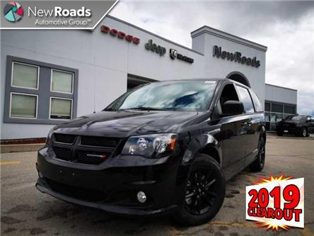 2019 Dodge Grand Caravan CVP/SXT (Stk: Y19755) in Newmarket - Image 1 of 22