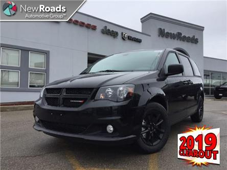 2019 Dodge Grand Caravan CVP/SXT (Stk: Y19834) in Newmarket - Image 1 of 22