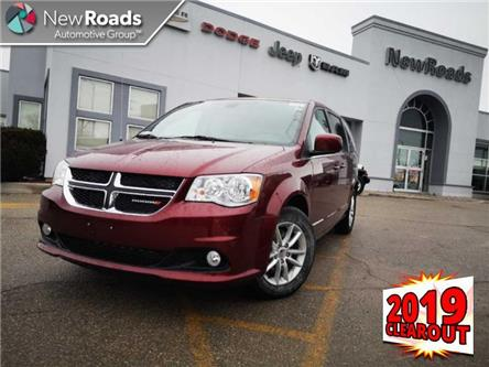 2019 Dodge Grand Caravan CVP/SXT (Stk: Y19820) in Newmarket - Image 1 of 22