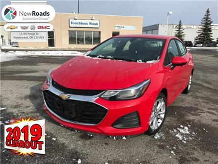 2019 Chevrolet Cruze LT (Stk: 7110905) in Newmarket - Image 1 of 21