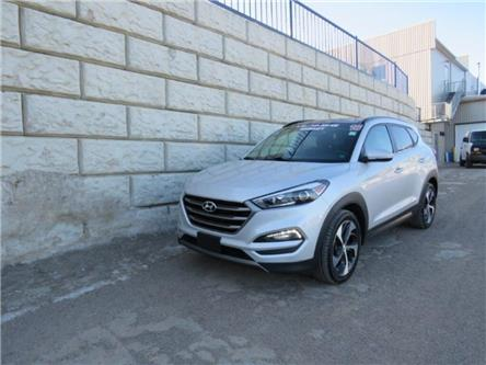 2016 Hyundai Tucson  (Stk: D00378A) in Fredericton - Image 1 of 18