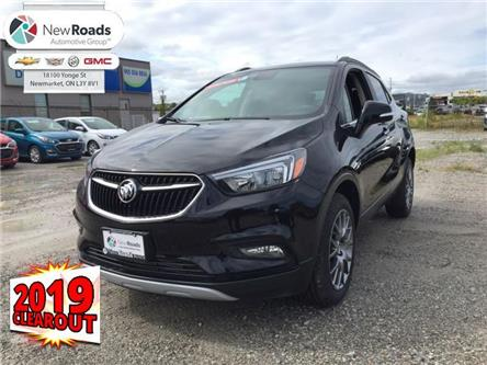 2019 Buick Encore Sport Touring (Stk: B851750) in Newmarket - Image 1 of 22