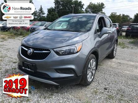 2019 Buick Encore Preferred (Stk: B880678) in Newmarket - Image 1 of 22