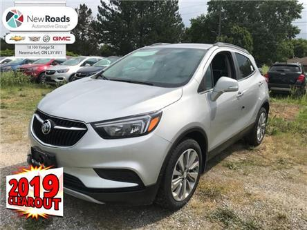 2019 Buick Encore Preferred (Stk: B883146) in Newmarket - Image 1 of 23