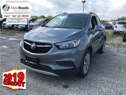 2019 Buick Encore Preferred (Stk: B885261) in Newmarket - Image 1 of 24