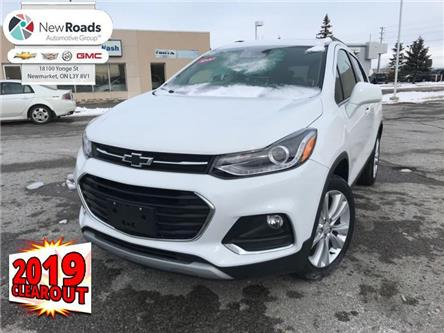 2019 Chevrolet Trax Premier (Stk: L374453) in Newmarket - Image 1 of 22
