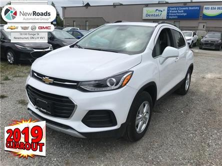 2019 Chevrolet Trax LT (Stk: L384308) in Newmarket - Image 1 of 22