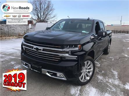 2019 Chevrolet Silverado 1500 High Country (Stk: Z395801) in Newmarket - Image 1 of 22